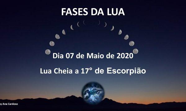 07 MAIO 2020